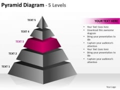 PowerPoint Process Company Cone Diagram Ppt Designs