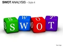 PowerPoint Process Company Education Swot Analysis Ppt Design