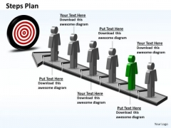 PowerPoint Process Company Steps Plan 6 Stages Style 6 Ppt Theme
