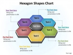 PowerPoint Process Download Hexagon Shapes Ppt Slides