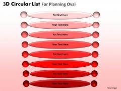 PowerPoint Process Executive Success 3d List Ppt Presentation Designs