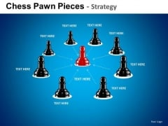 PowerPoint Process Executive Success Chess Pawn Ppt Process