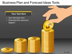 PowerPoint Process Financial Strategy Business Plan Ppt Designs