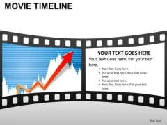 PowerPoint Process Global Movie Timeline Ppt Templates