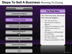 PowerPoint Process Growth Business Planning Ppt Design