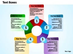 PowerPoint Process Image Five Activity Ppt Slide