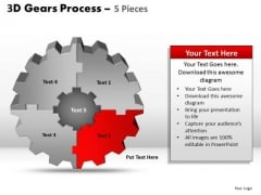 PowerPoint Process Image Gear Process Ppt Design