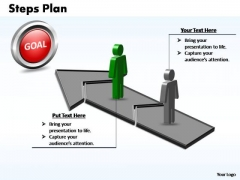 PowerPoint Process Image Steps Plan 2 Stages Style 2 Ppt Designs