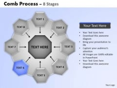 PowerPoint Process Marketing Wheel And Spoke Process Ppt Slide Designs