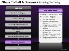 PowerPoint Process Teamwork Business Planning Ppt Theme