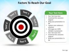 PowerPoint Process Teamwork Factors Ppt Theme