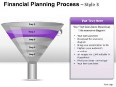 PowerPoint Slide Business Teamwork Financial Planning Process Ppt Templates
