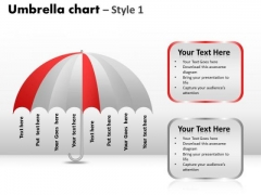 PowerPoint Slide Chart Umbrella Chart Ppt Slidelayout