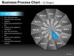 PowerPoint Slide Company Pie Chart Ppt Design