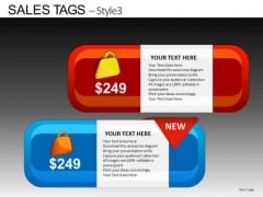 PowerPoint Slide Company Strategy Sales Tags Ppt Template