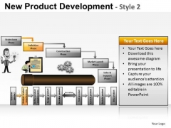 PowerPoint Slide Corporate Competition New Product Development Ppt Slide