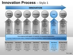 PowerPoint Slide Designs Business Teamwork Innovation Process Ppt Slide Designs