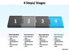 PowerPoint Slide Designs Diagram Steps Ppt Backgrounds