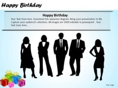 PowerPoint Slide Designs Happy Birthday Education Ppt Layouts