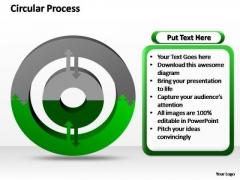 PowerPoint Slide Designs Leadership Circular Ppt Slides