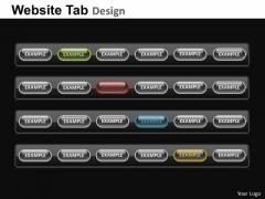 PowerPoint Slide Designs Leadership Website Ppt Design