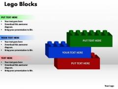 PowerPoint Slide Designs Success Lego Ppt Slides