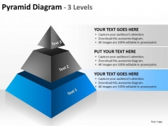 PowerPoint Slide Designs Success Pyramid Diagram Ppt Backgrounds