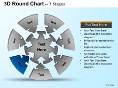 PowerPoint Slide Designs Success Round Process Flow Chart Ppt Slides