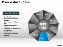 PowerPoint Slide Diagram Process Chart Ppt Theme