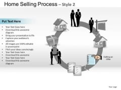 PowerPoint Slide Education Home Selling Ppt Theme