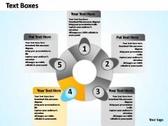 PowerPoint Slide Growth Five Activity Ppt Design