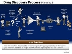 PowerPoint Slide Image Drug Discovery Ppt Slidelayout