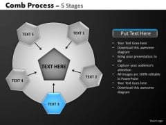 PowerPoint Slide Image Hub And Spokes Process Ppt Theme