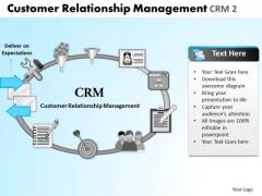 PowerPoint Slide Image Relationship Management Ppt Presentation