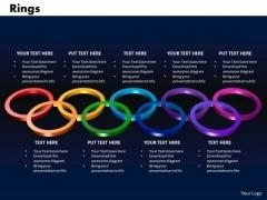 PowerPoint Slide Rings Success Ppt Design Slides