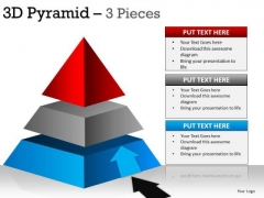 PowerPoint Slide Strategy Pyramid Ppt Slide Designs