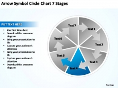 PowerPoint Slide Success Circle Chart Ppt Presentation