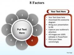 PowerPoint Slide Teamwork Factors Ppt Theme
