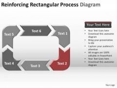 PowerPoint Slide Teamwork Reinforcing Process Ppt Design Slides