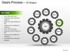 PowerPoint Slidelayout Business Gears Process Ppt Process