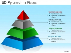 PowerPoint Slidelayout Business Leadership Pyramid Ppt Slide