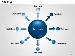 PowerPoint Slidelayout Diagram Bulleted List Ppt Slide