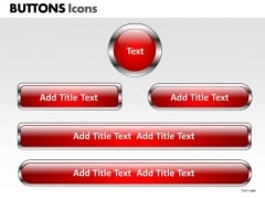 PowerPoint Slidelayout Diagram Buttons Icons Ppt Themes