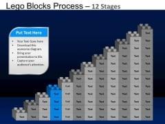 PowerPoint Slidelayout Education Lego Blocks Ppt Backgrounds