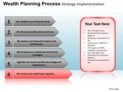 PowerPoint Slidelayout Graphic Wealth Planning Ppt Theme