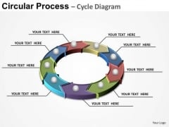 PowerPoint Slidelayout Image Circular Process Ppt Backgrounds