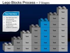 PowerPoint Slidelayout Marketing Lego Blocks Ppt Presentation