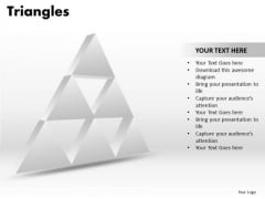 PowerPoint Slidelayout Strategy Triangles Ppt Layouts