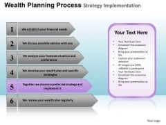 PowerPoint Slidelayout Teamwork Wealth Planning Ppt Design
