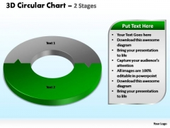PowerPoint Slides Business Circular Chart Ppt Themes